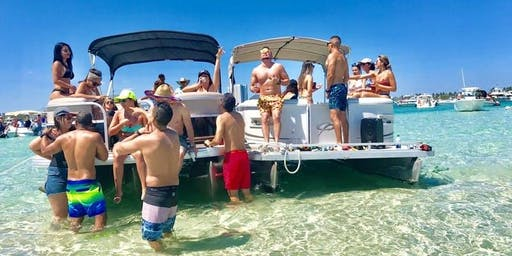 #BOAT PARTY(Drinks included)