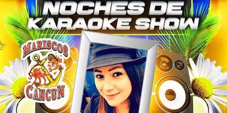 Karaoke show tickets