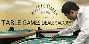 New Casino Dealer Academy @ Horseshoe Baltimore...