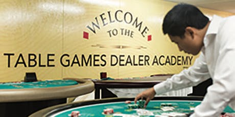 New Casino Dealer Academy @ Horseshoe Baltimore Information Session tickets