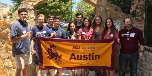 Austin, TX: ASU Sun Devil Send-Off