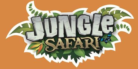 TCM Jungle Safari VBS 2019 tickets