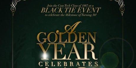 A Golden Year Celebrates 50 tickets