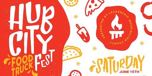 Hub City Food Truck Fest