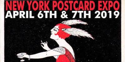 2019 New York Postcard Expo