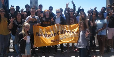 San Francisco, CA: ASU Sun Devil Send-Off