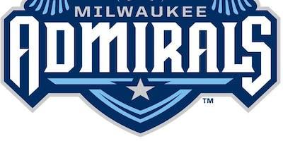 Milwaukee Admirals Game March 22nd