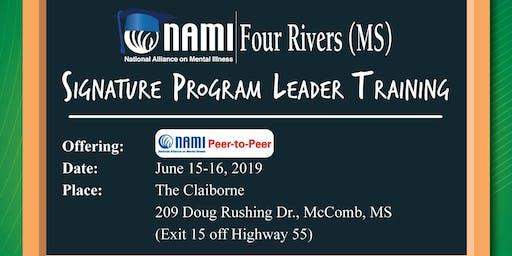 NAMI Four Rivers (MS) Signature Program Training - Peer-to-Peer