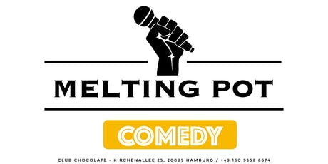 Melting Pot Comedy Tickets