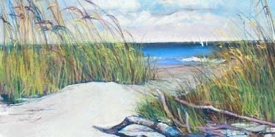 3 HALF Days: Landscape in Oil or Pastel  w/ Joyce Nagel
