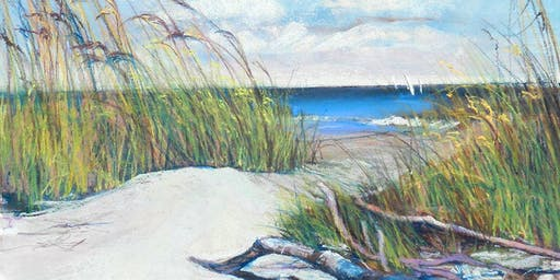 3 HALF Days: Landscape in Oil or Pastel  w/ Joyce Nagel