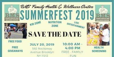 BMS Summerfest 2019