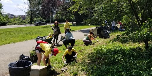 Cancelled: 7/21 Fort Tryon Park Beautification Day