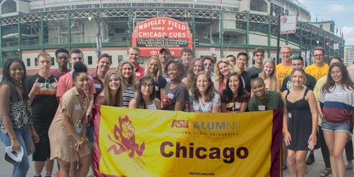 Chicago, IL: ASU Sun Devil Send-Off