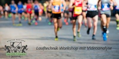 Lauftechnik Workshop mit Lauftechnik-Videoanalyse