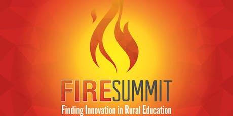 KVEC FIRE Summit tickets