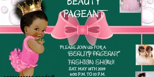 BEAUTY PAGEANT AUDITIONS