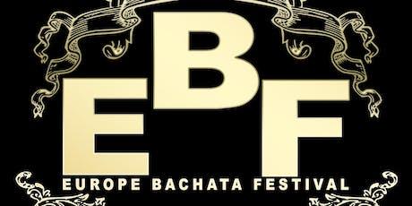 Europe Bachata Festival  2019 biglietti