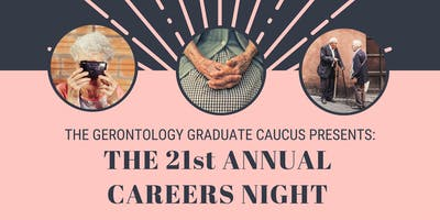 21st Annual GGC Careers Night — A Lecture Series and Networking Event