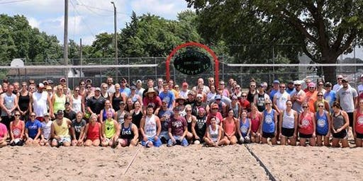 Frankie Lyn 2019 Memorial Volleyball Tournament