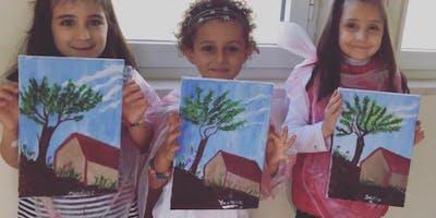 QII's After School Art Program