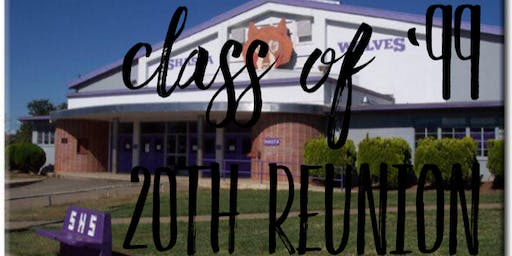 SHS Class of '99 20th Reunion