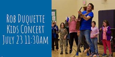 Rob Duquette Concert
