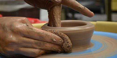 Ceramics, Morning (Summer Session)