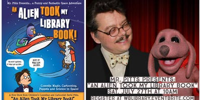 Kids Comedy and Cartooning Show