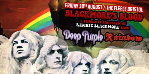 Blackmore's Blood (Deep Purple & Rainbow tribute)