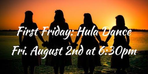First Friday: Hula Dance Performance