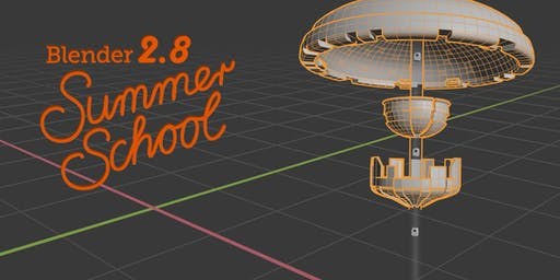 Blender 3D Summer School & Blender Day 2019