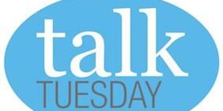 Talk Tuesdays - Red Deer/Sylvan Lake tickets