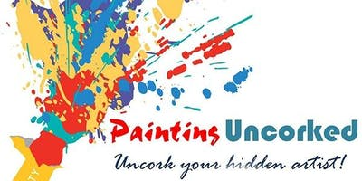 August Painting Uncorked