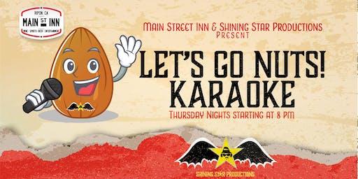 Let's Go Nuts! Karaoke