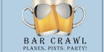 Flying Folly Bar Crawl - Downtown Goldsboro