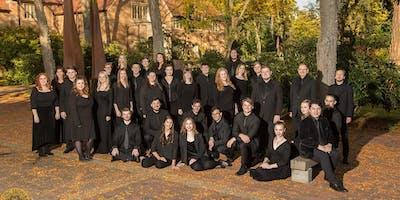 PLU Choir of the West Tour Preview