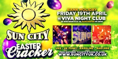 Sun City Easter Cracker / MC ROMEO (So Solid)
