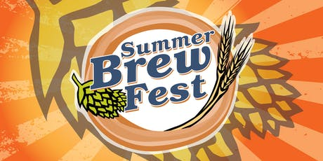 Denver Summer Brew Fest July 27, 2019 tickets
