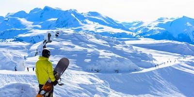 Epic 6 day ski adventure in Whistler