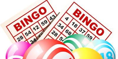 Bingo and tricky tray