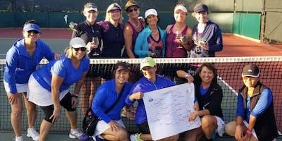 USPTA Ladies Invitational 4.0 Division May 19, 2019