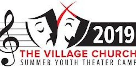 2019 Summer Theater Camp tickets