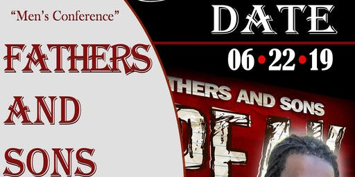 Fathers and Sons Speak Summit   A Male Empowerment Gathering