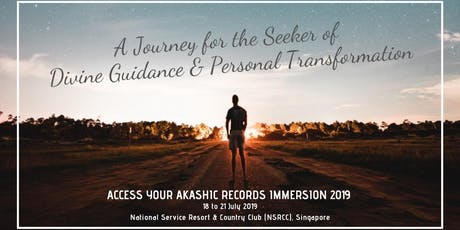 Akashic Records Immersion, Singapore 2019 tickets
