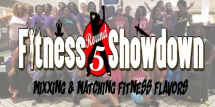 Fitness Showdown Round 5: Vendor Registration