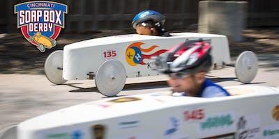 Greater Cincinnati Soap Box Derby - 2019 LOCAL Race