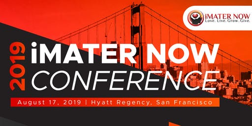 2019 iMATER NOW Conference - Wellness For All