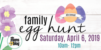 4th Annual Family Egg Hunt
