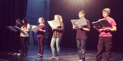 Teen Musical Theatre Cabaret